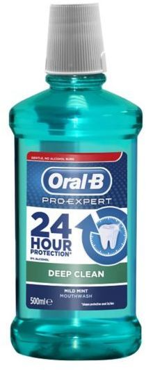 Oral-B 81534528 pro Expert Deep Clean Mouthwash