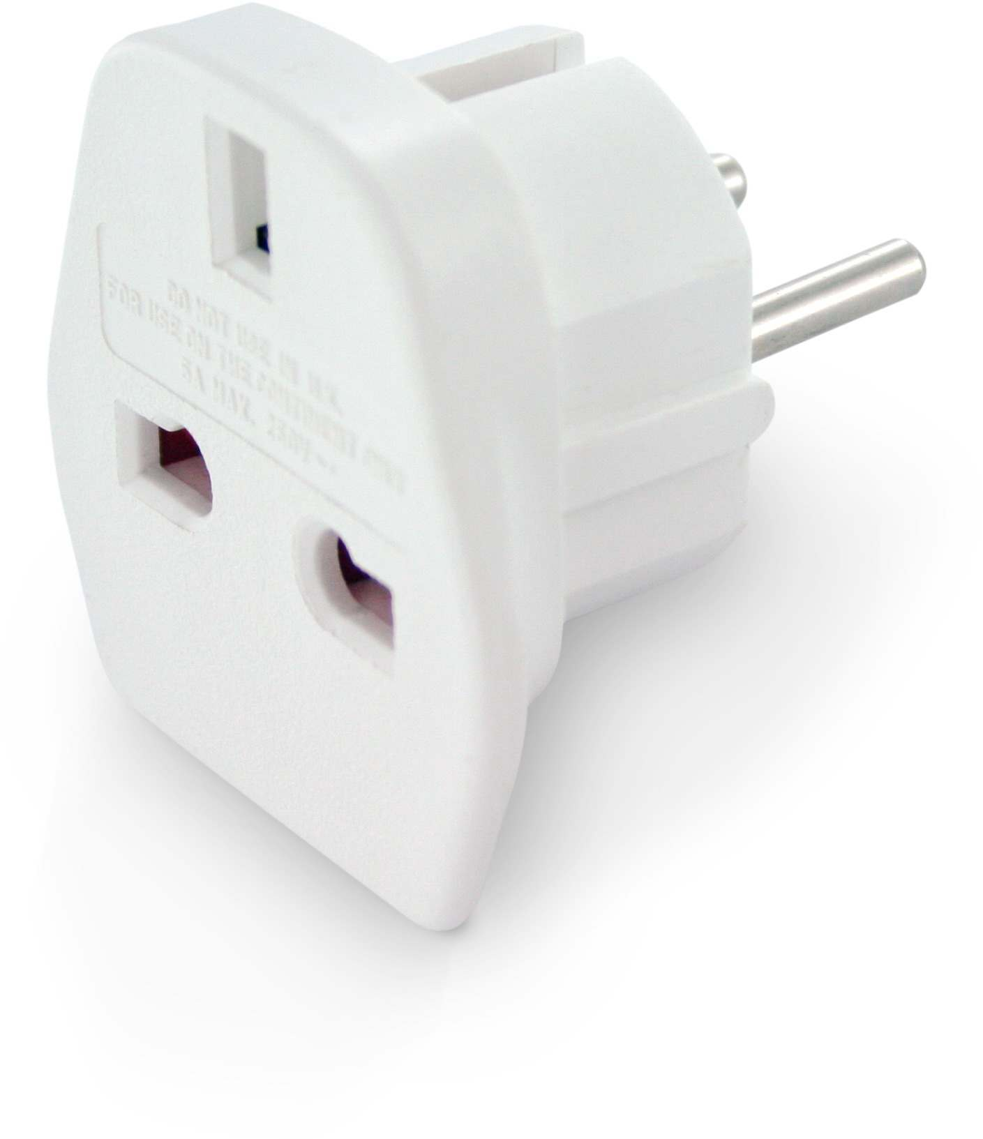 Shavers European Travel Adaptor