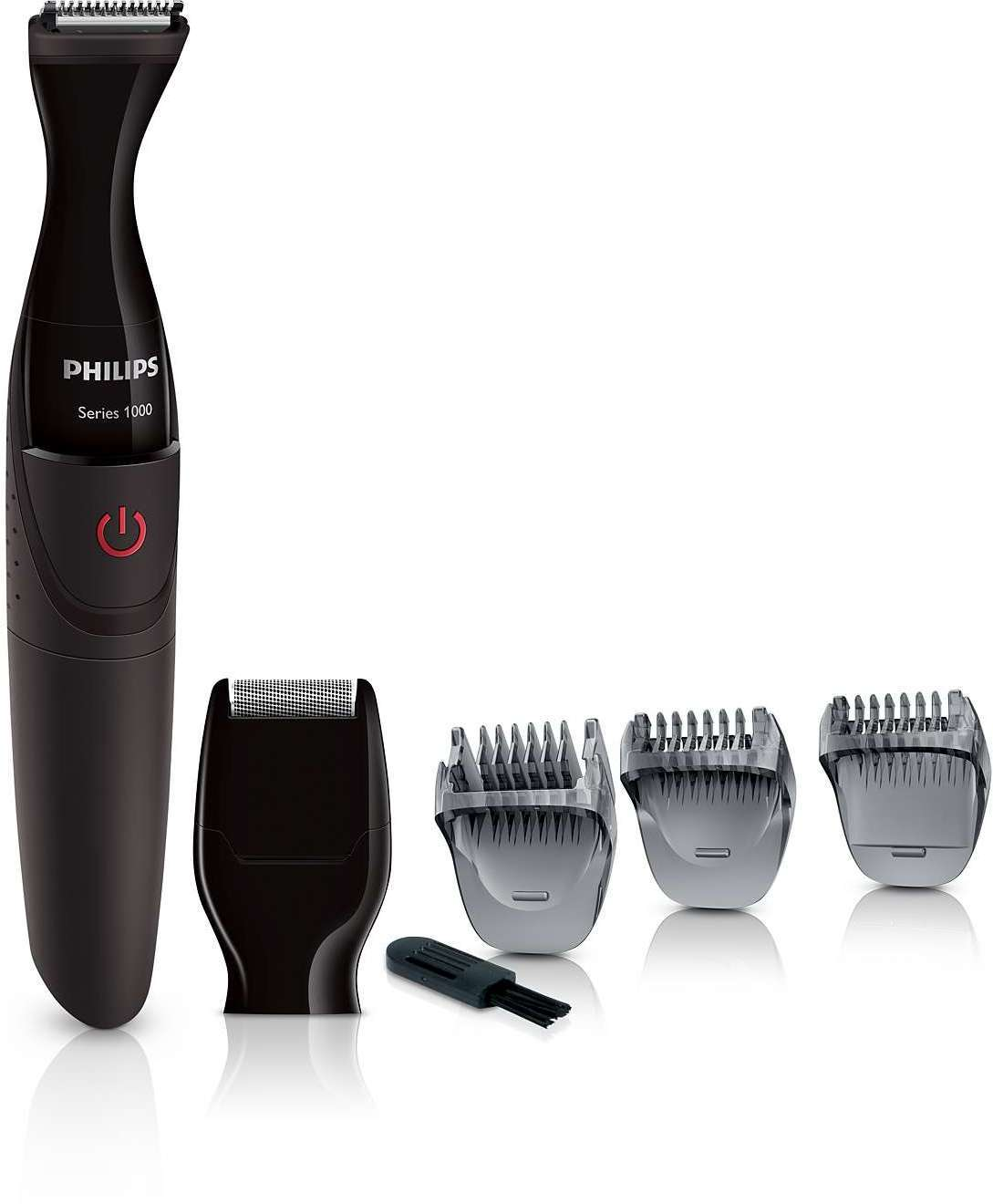 Philips MG1100/16 Multigroom Series 1000 Ultra-precise Beard Trimmer