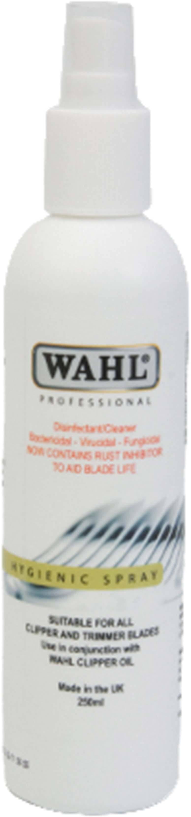 Wahl ZX495 Hygenic Spray Clipper Disinfectant/Cleaning Spray