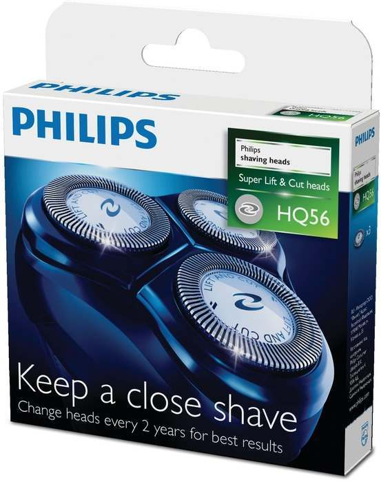 Philips HQ56/50 3 Pack Rotary Cutting Head