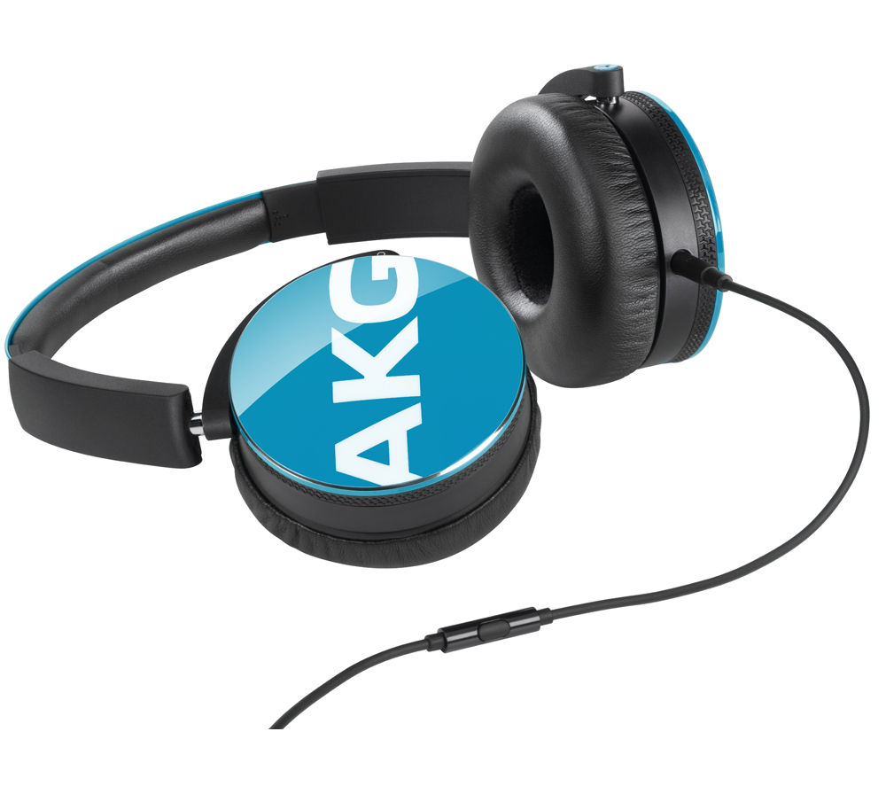 AKG Y50 Headphones - Teal, Teal