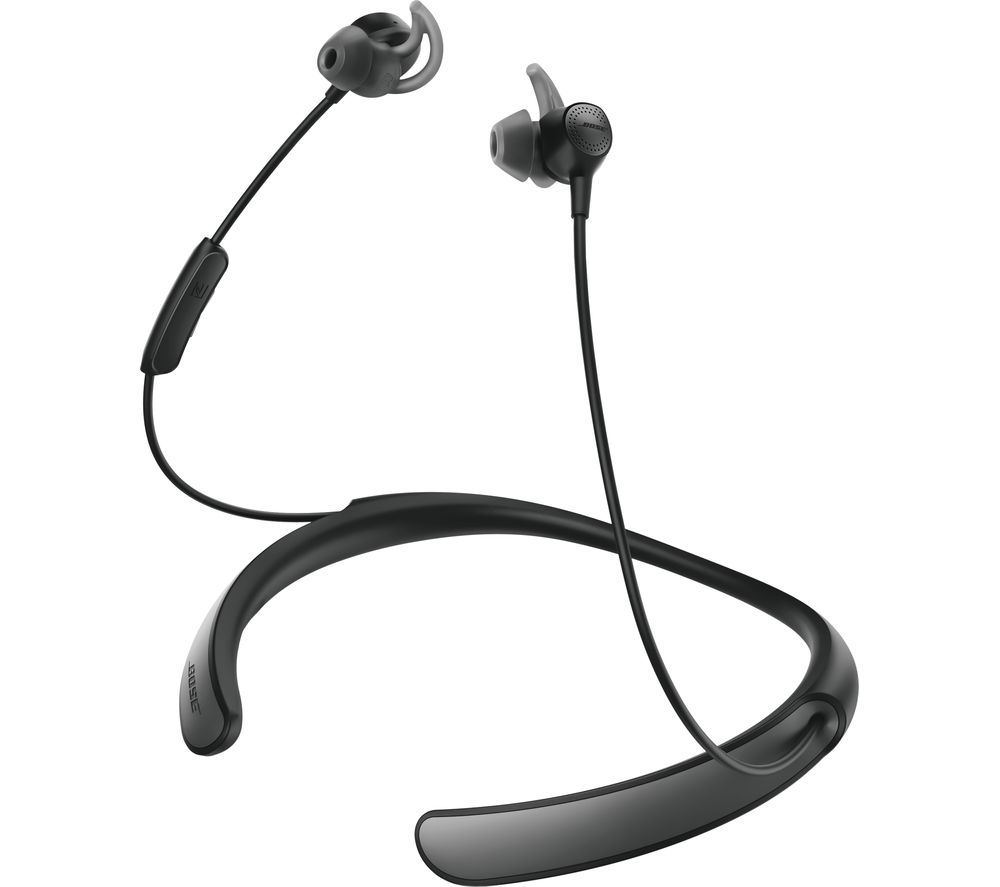BOSE QuietControl 30 Wireless Bluetooth Noise-Cancelling Headphones - Black, Black