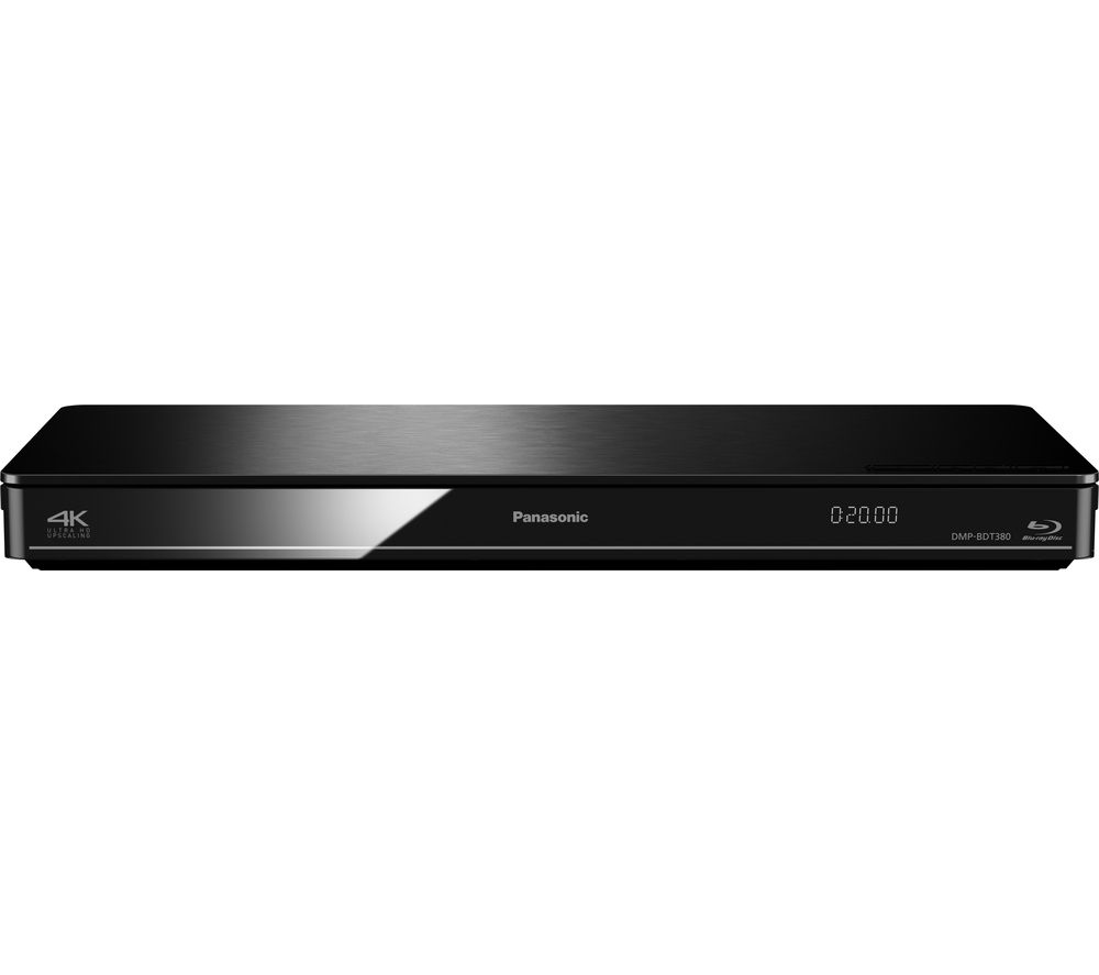 PANASONIC DMP-BDT380EB Smart 3D Blu-ray Player
