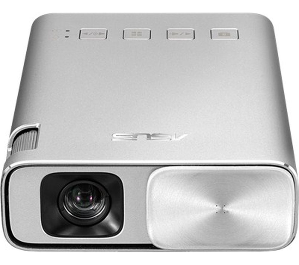 ASUS Zen Beam E1 Short Throw Portable Projector, Red