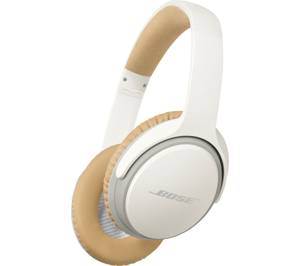 BOSE SoundLink II Wireless Bluetooth Headphones ? White, White