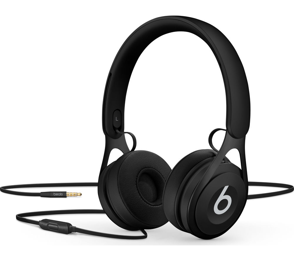 BEATS BY DR DRE EP Headphones - Black, Black