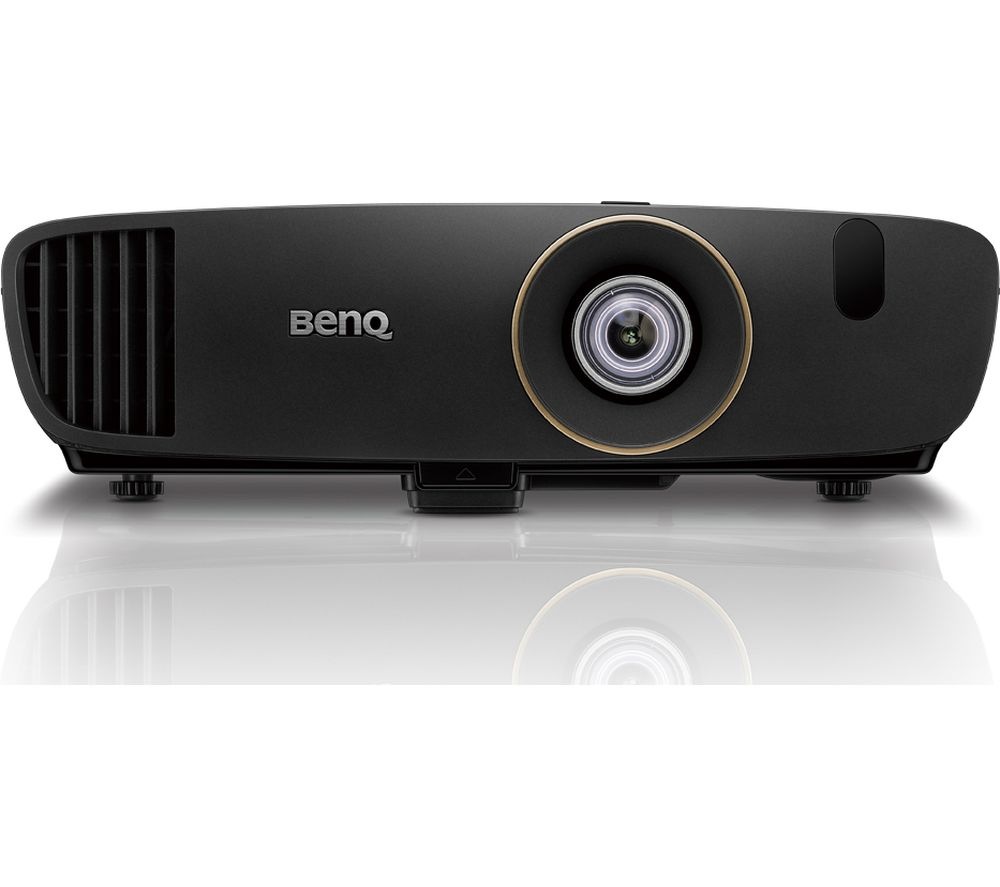 BENQ W2000 Full HD Home Cinema Projector, White