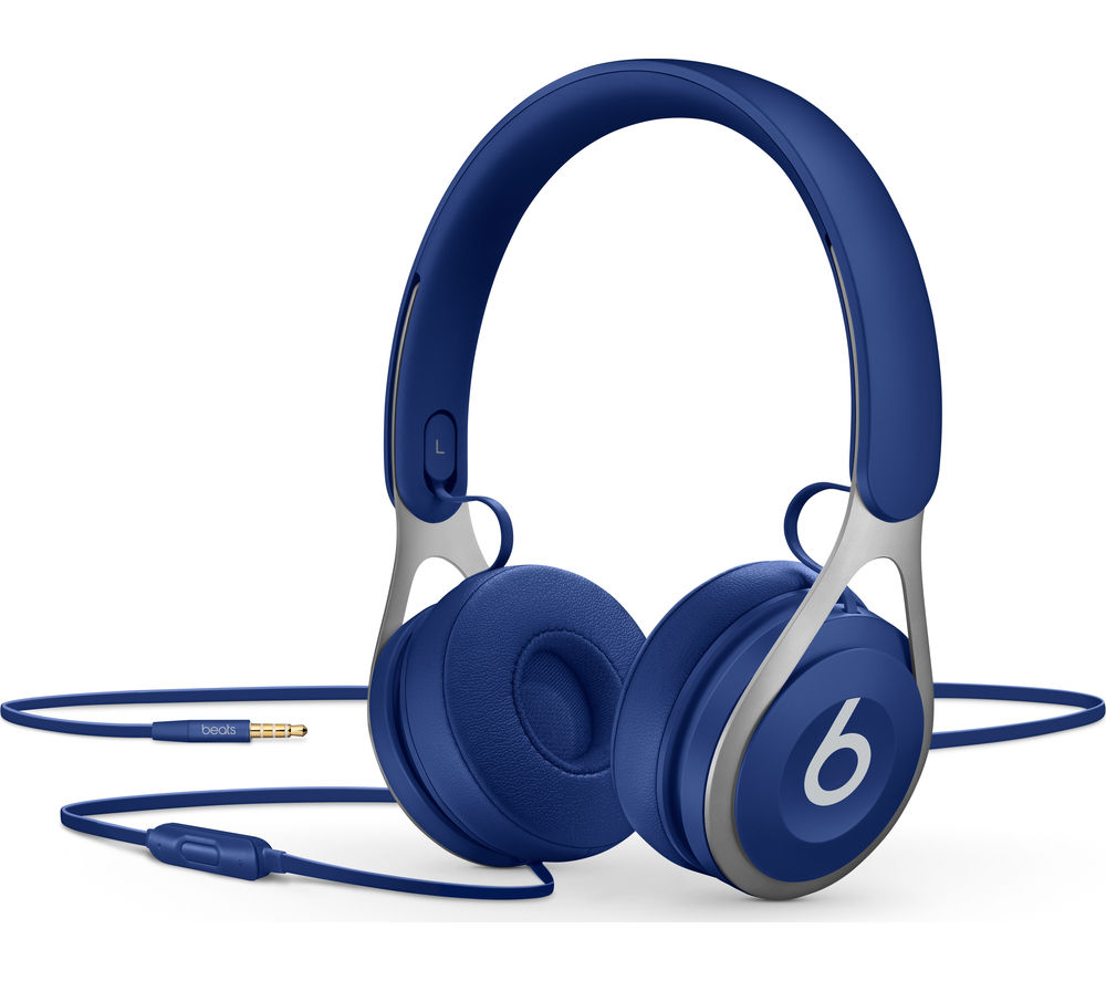 BEATS BY DR DRE EP Headphones - Blue, Blue