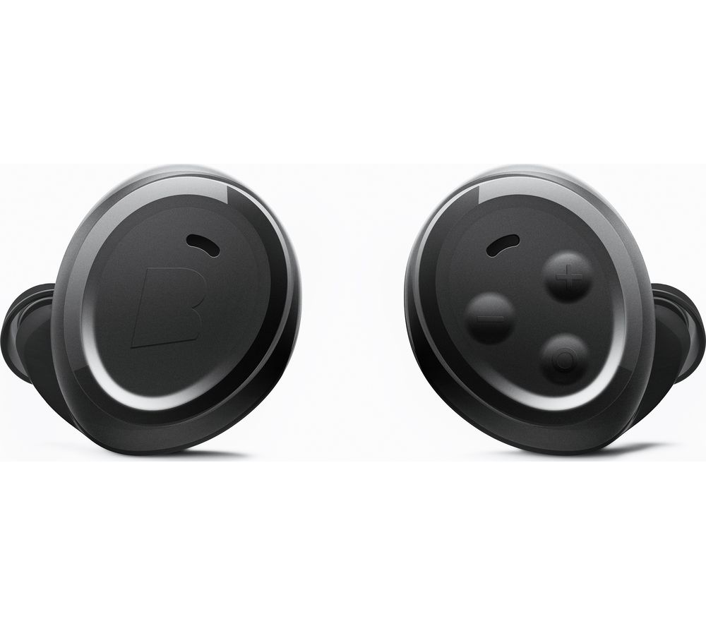 BRAGI The Headphone Wireless Bluetooth Noise-Cancelling Headphones - Black, Black