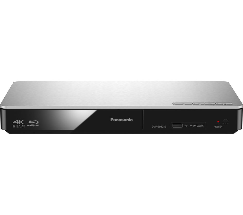 PANASONIC DMP-BDT280EB Smart 3D Blu-ray & DVD Player