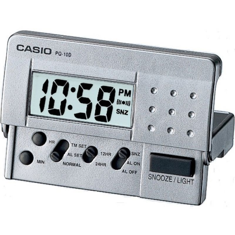 Casio Alarm Clock