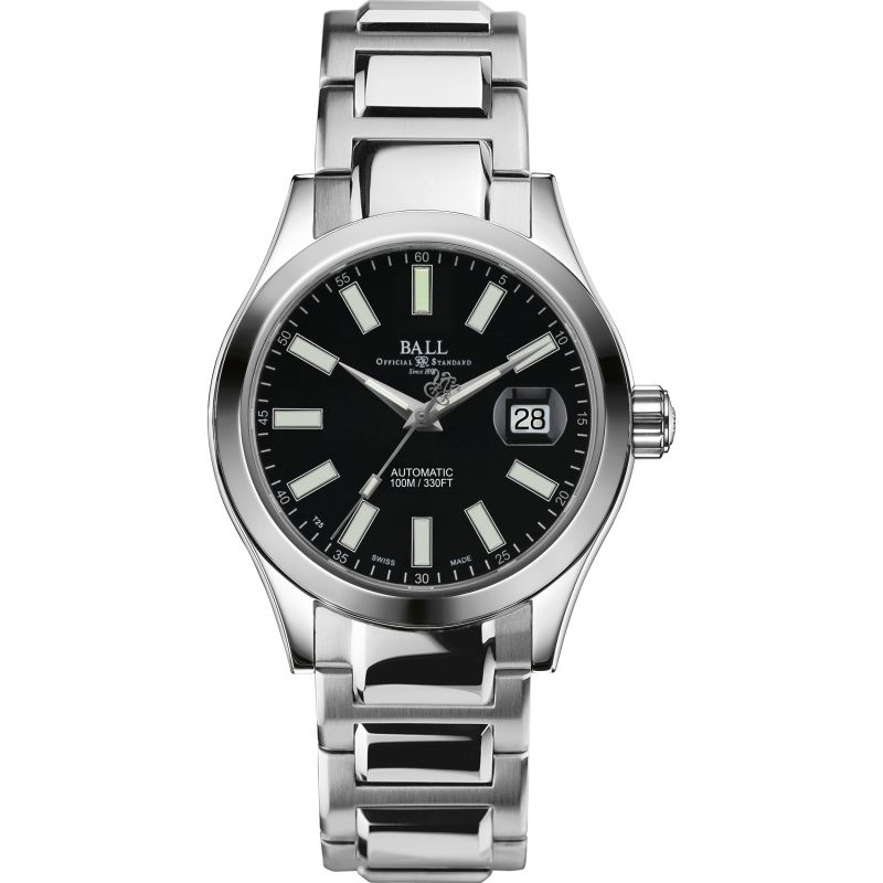 Mens Ball Engineer II Marvelight Automatic Watch