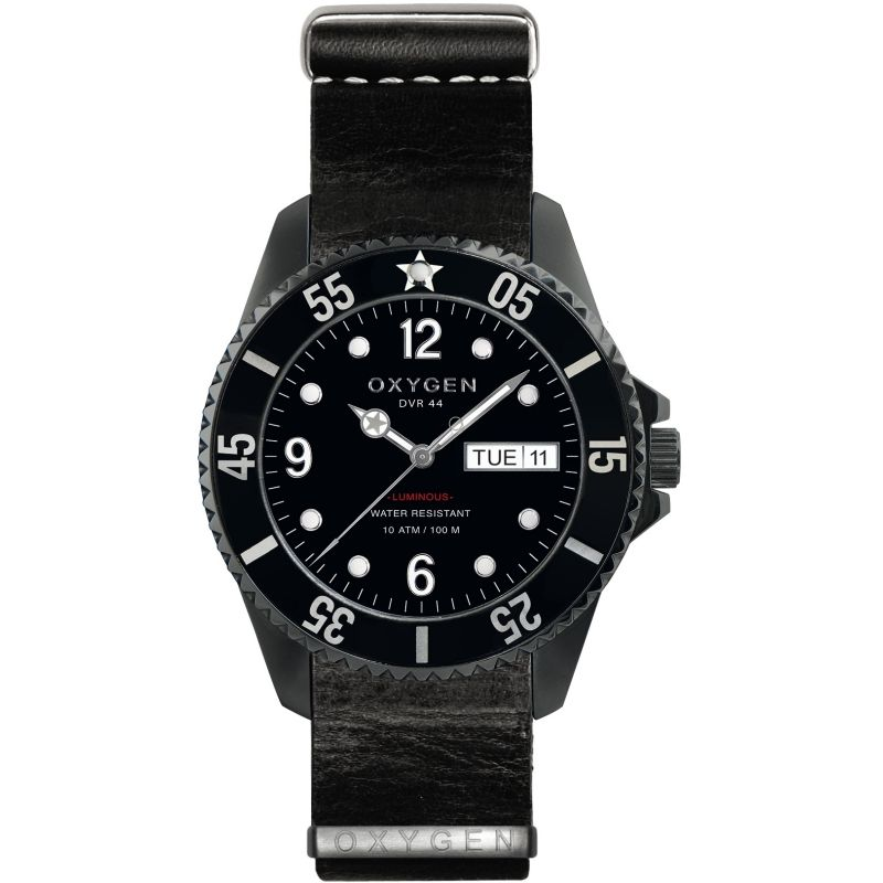 Mens Oxygen Diver Watch