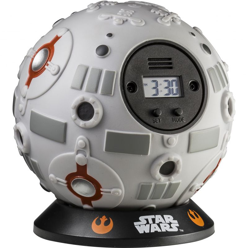 Character Star Wars Off The Wall Alarm Watch