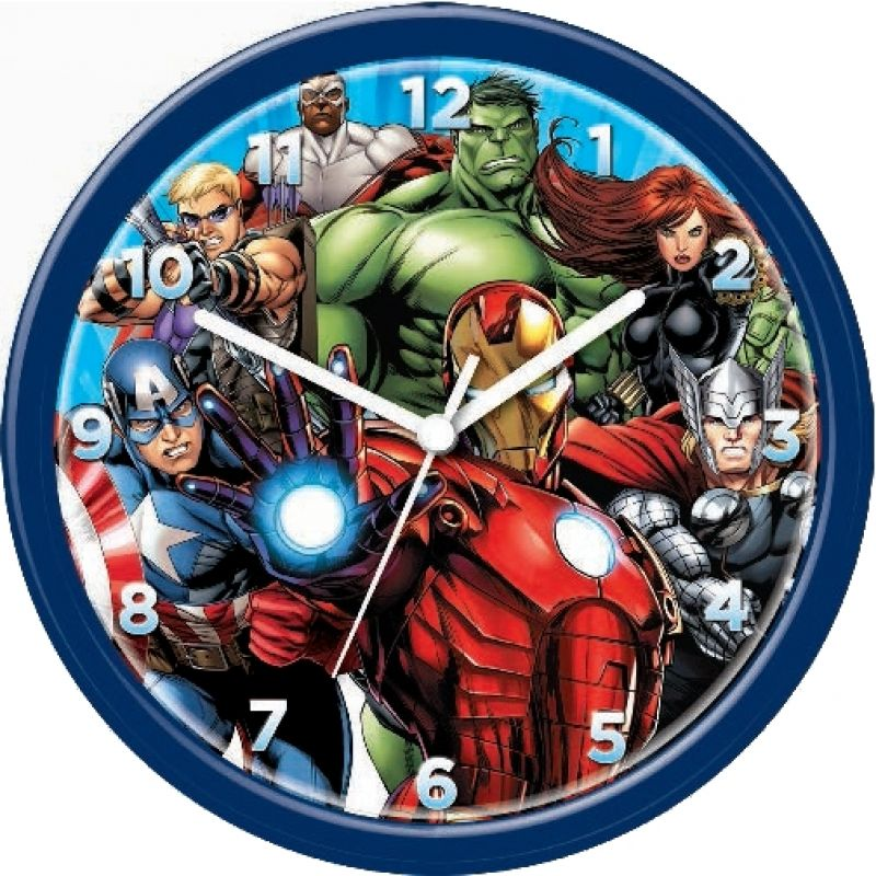 Character Marvel Avengers Wall Watch