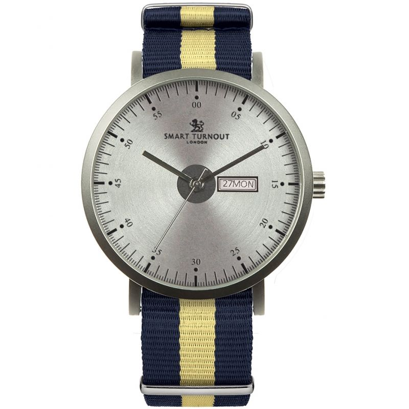 Mens Smart Turnout City Watch - Silver Princess Of Wales