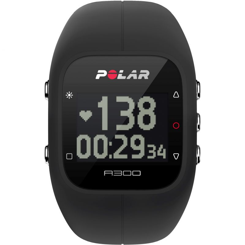 Mens Polar A300 Bluetooth Activity Tracker Chronograph Watch