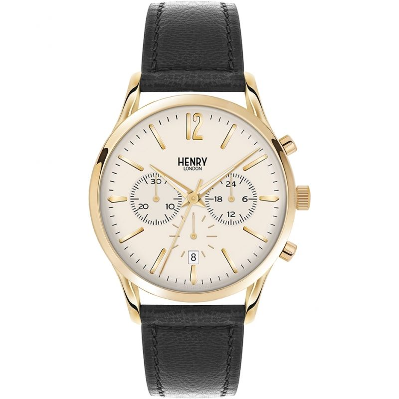 Mens Henry London Heritage Westminster Chronograph Watch