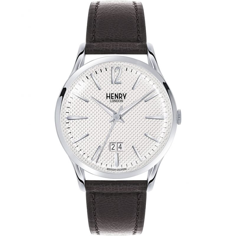 Mens Henry London Heritage Edgware Watch