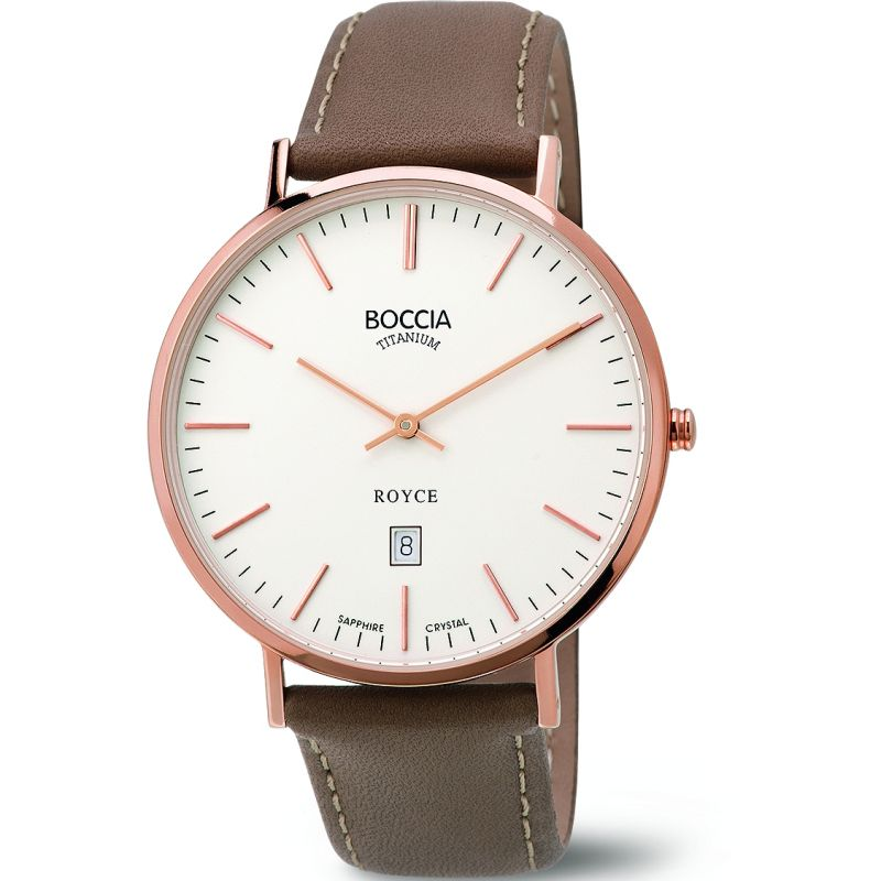 Mens Boccia Watch