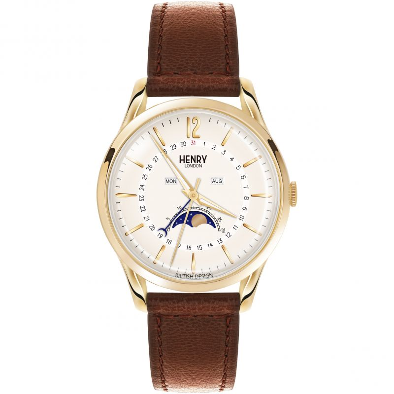 Mens Henry London Heritage Westminster Watch