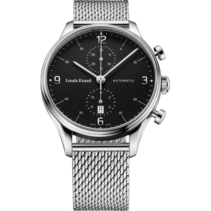 Mens Louis Erard Heritage Automatic Watch