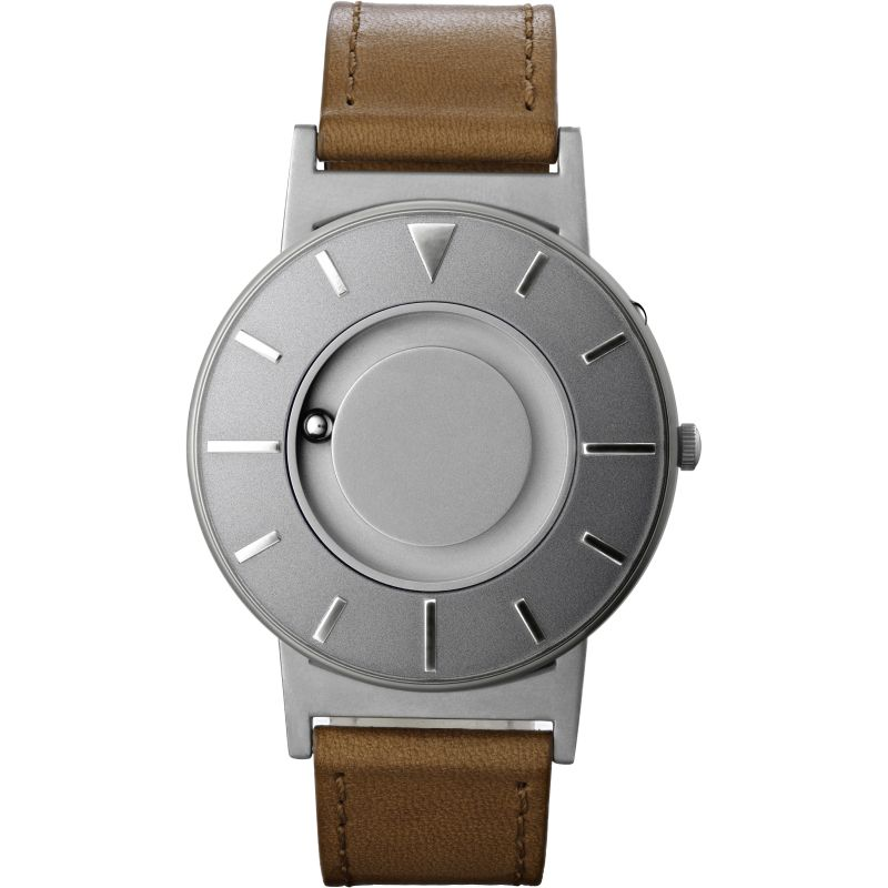Unisex Eone The Bradley Voyager Silver Watch