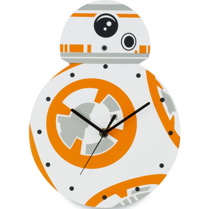 Star Wars BB8 Wall Clock