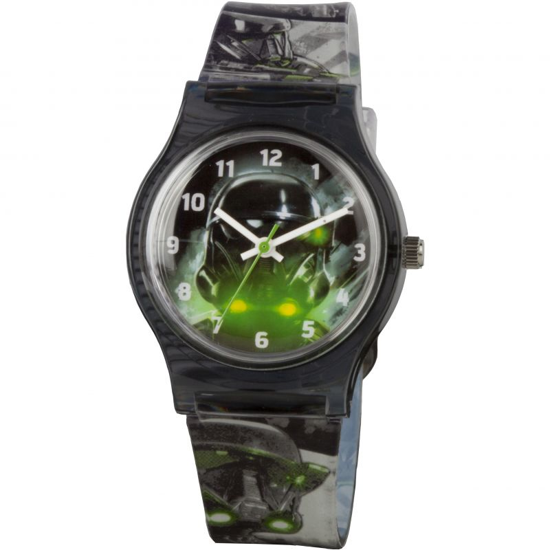 Childrens Star Wars Shark Trooper Deluxe Watch