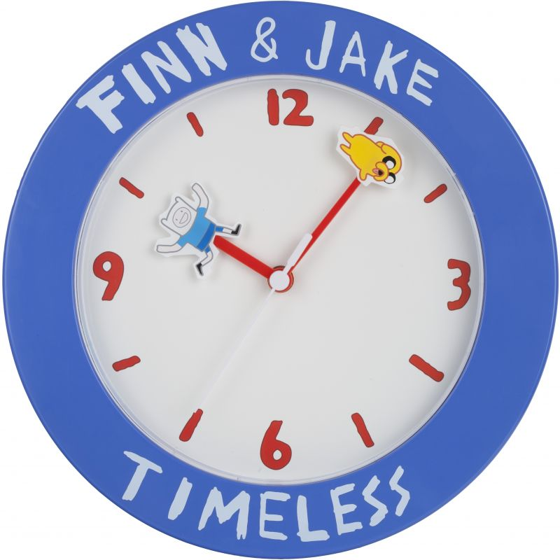 Character Adventure Time Wall Clock
