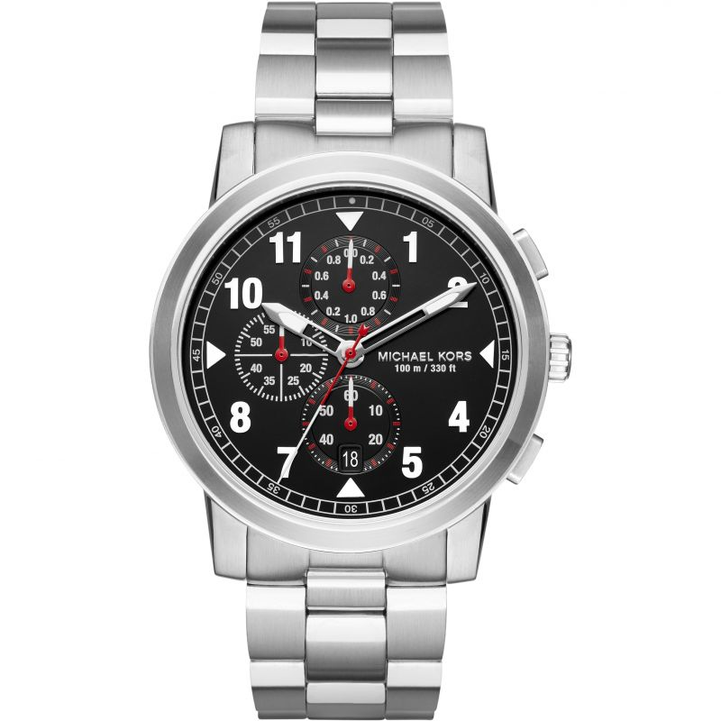 Mens Michael Kors Paxton Chronograph Watch