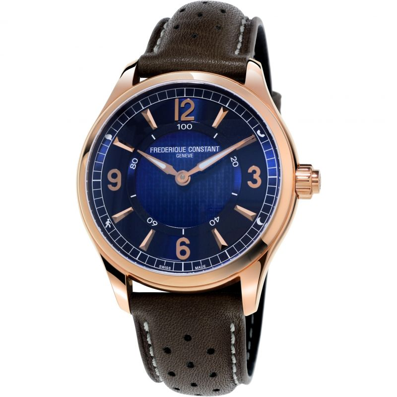 Mens Frederique Constant Exclusive Horological Smartwatch Bluetooth Watch
