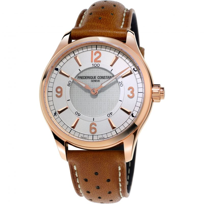 Mens Frederique Constant Horological Smartwatch Bluetooth Watch