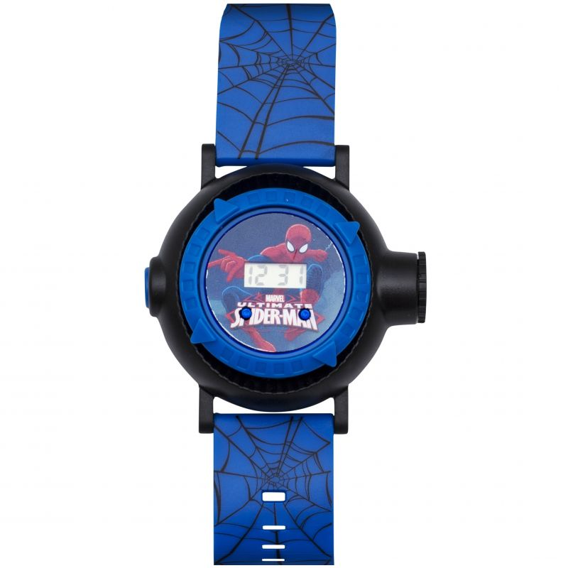 Childrens Disney Spiderman Projection Watch