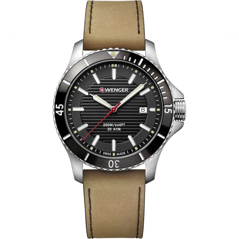Mens Wenger Seaforce Watch