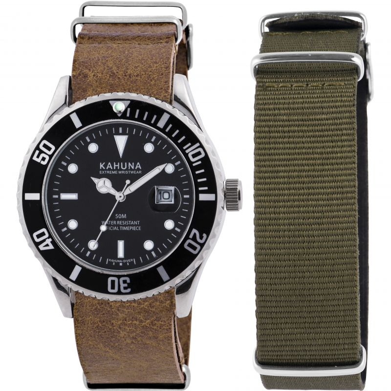 Mens Kahuna Strap Set Watch