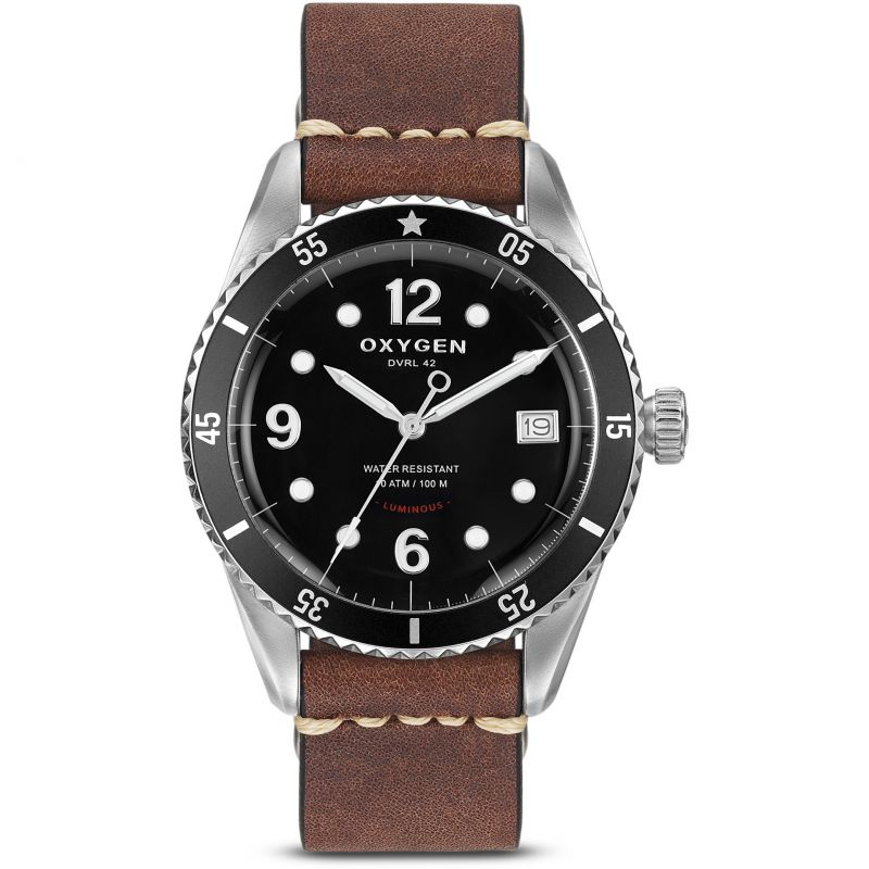 Mens Oxygen Gibralter Watch