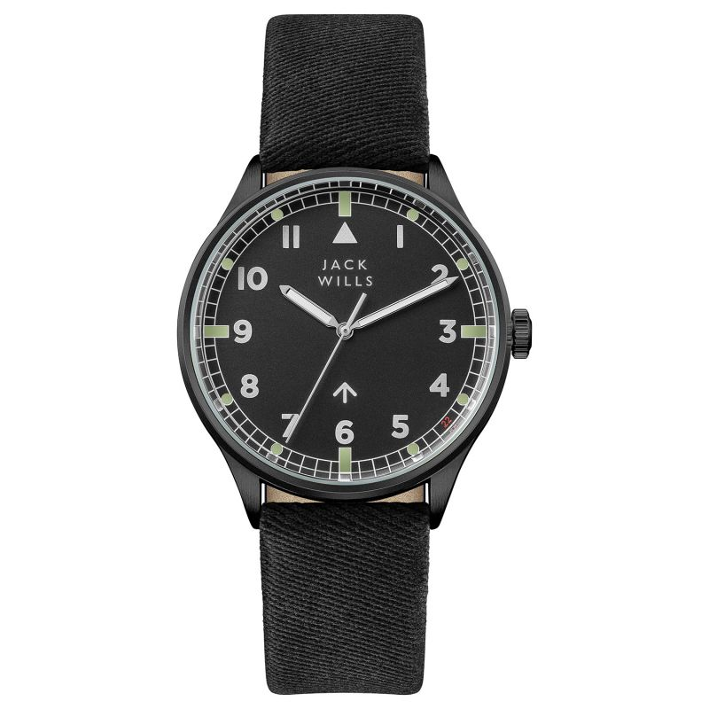 Mens Jack Wills Camperdown Watch
