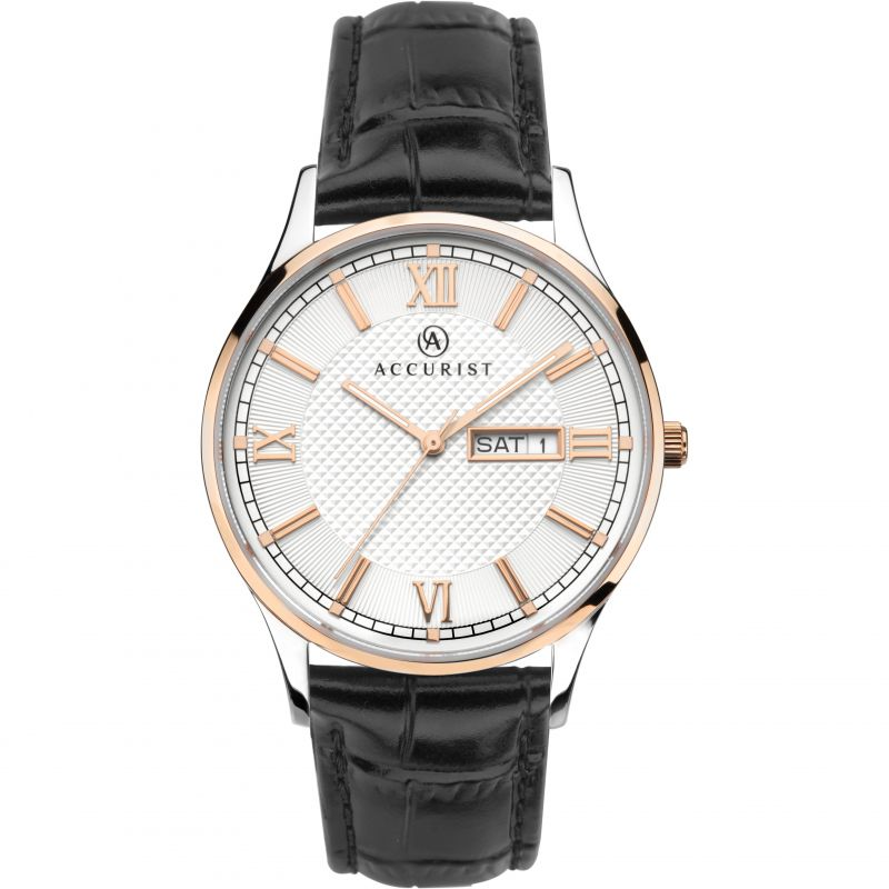 Accurist Signature Gents Strao Watch