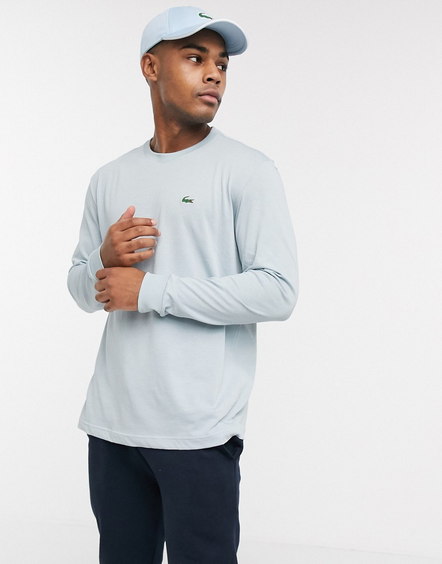Lacoste crew neck jumper-Blue