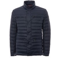 Light Down Field Jacket - Navy