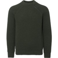 Moss Green Hank Jumper