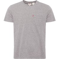 Medium Grey Sunset Pocket T-Shirt