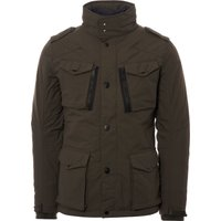 Four Pocket Field Jacket - Khaki