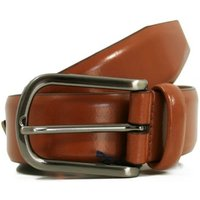 Andersons Plain Honey High Shine Leather Belt A1981