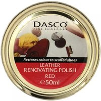 Dasco Leather Renovating Polish Red 3235