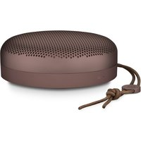 B&O Play A1 Deep Red Bluetooth Speaker BO1297848