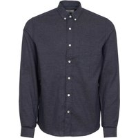 Indigo Button Down Shirt