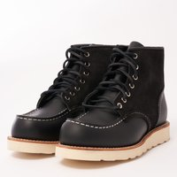 "Limited Edition 8818 6"" Classic Moc Toe Boot - Black"